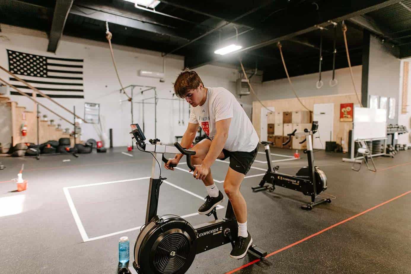 Bikeerg workouts