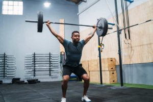 Crossfit barbell cycling