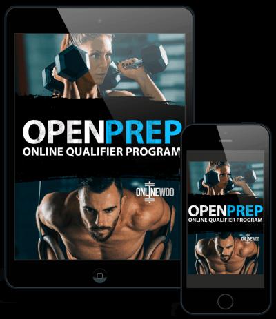 Crossfit Open Prep Program
